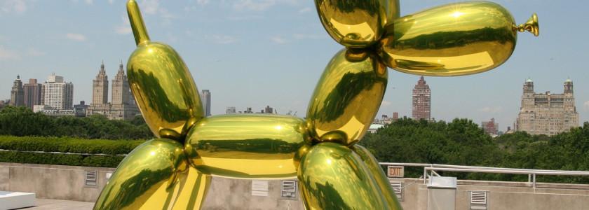 balonkový pes