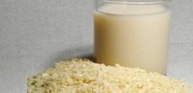 mléko a rýže